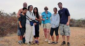 Santa Fe HIlls Group Hike