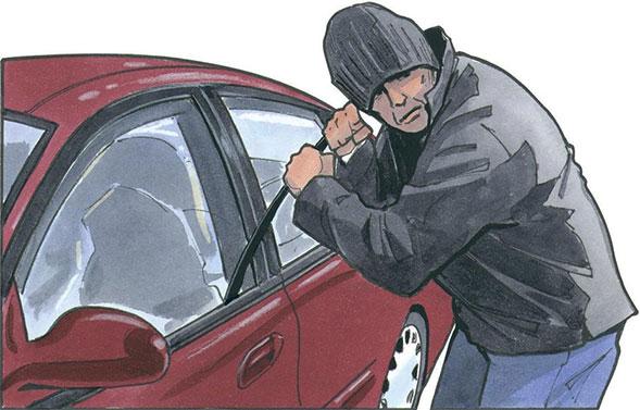 car-burglars