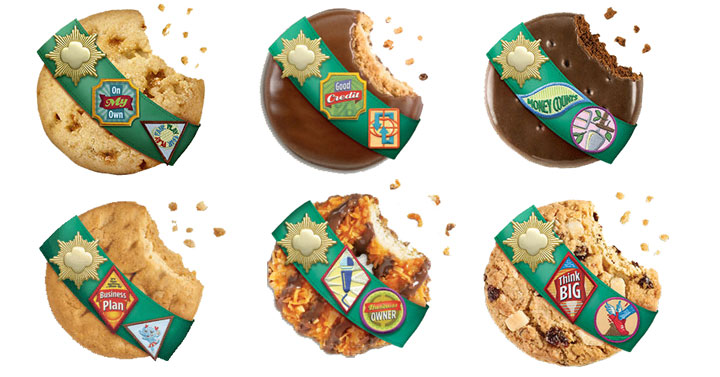 san marcos girl scout cookies   get ready