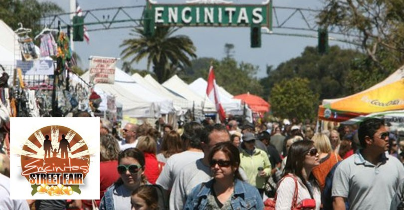 Encinitas Fall Festival Street Fair 11/23