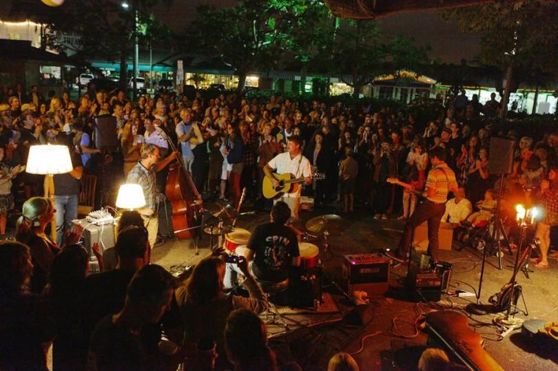 Carlsbad Music Festival Guitar