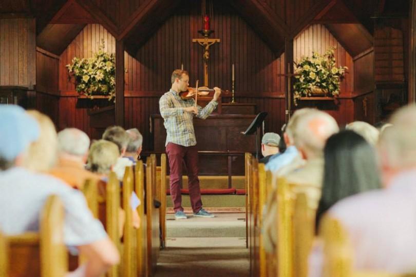 Carlsbad Music Festival Violin