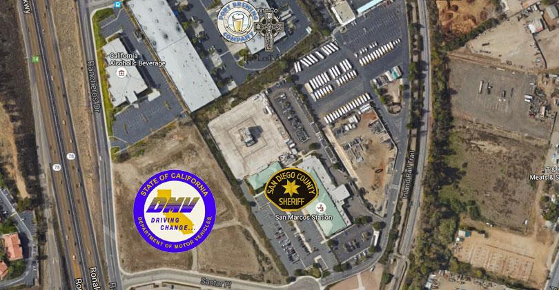 San marcos dmv grand opening for Motor vehicle division santa fe