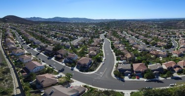 Santa Fe Hills Neighborhood