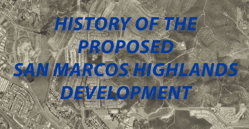 San Marcos Highlands Development