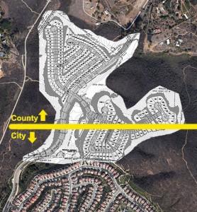 San Marocs City & San Diego Count
