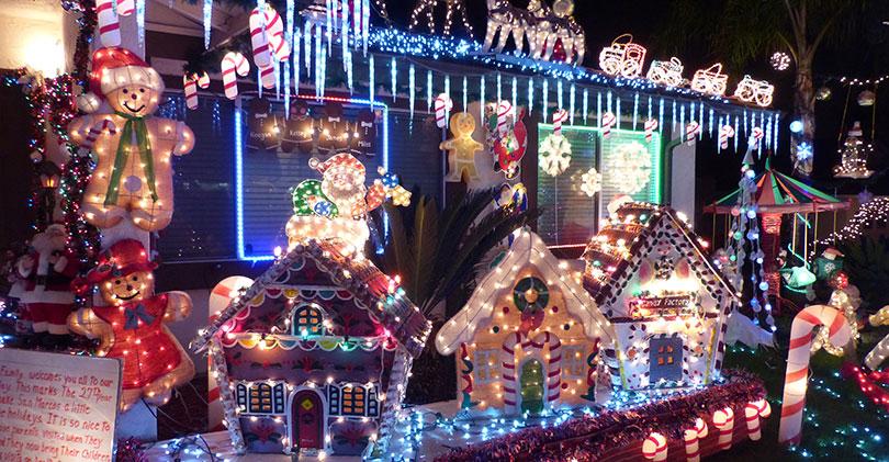 Poway Christmas Lights