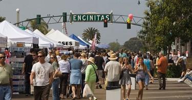 Encinitas Street Fair April