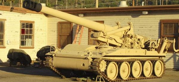 Marine-Corps-Mechanized-Museum