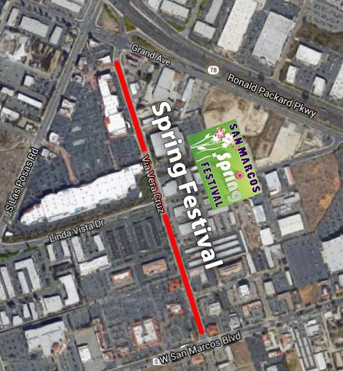 Street-Festival-Map