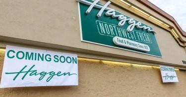 Haggen Grand Opening