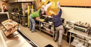 Haggen Workers