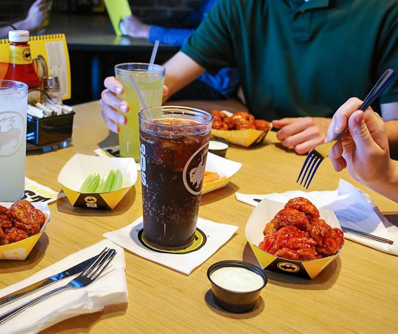 Buffalo-Wild-Wings-Food