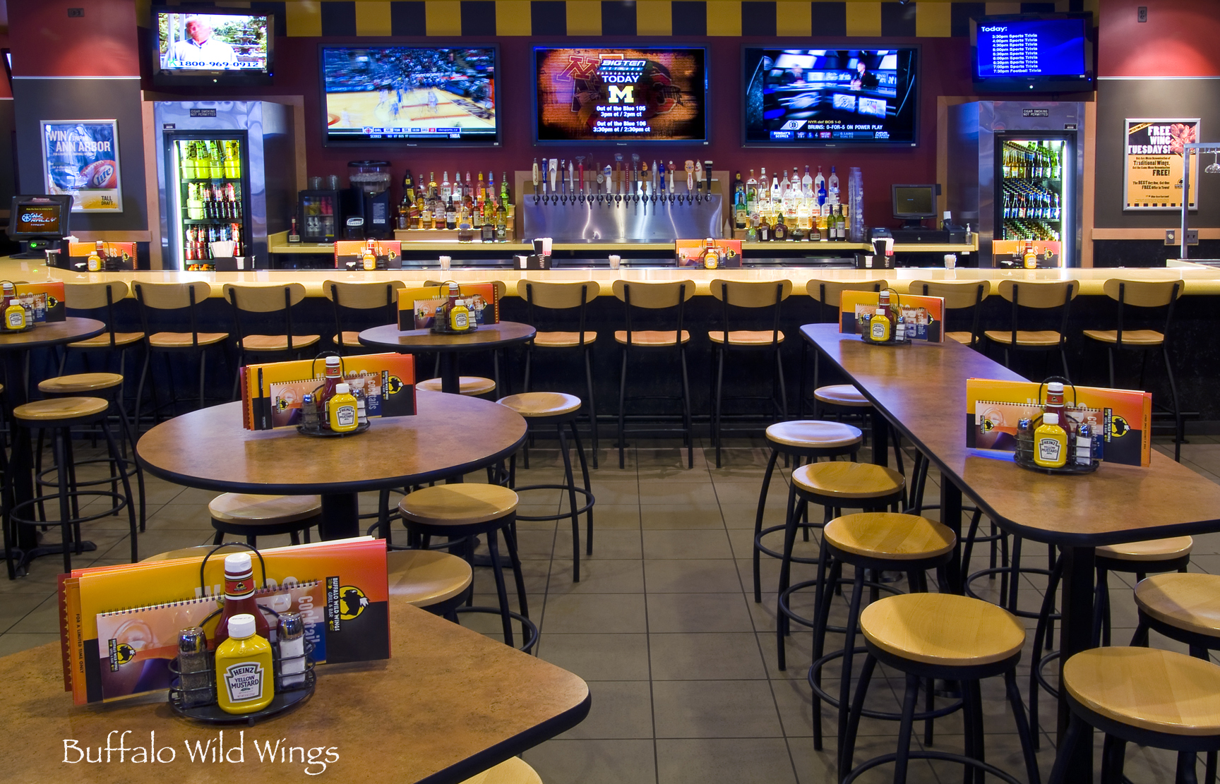 Wild Tymes Bar And Restaurant