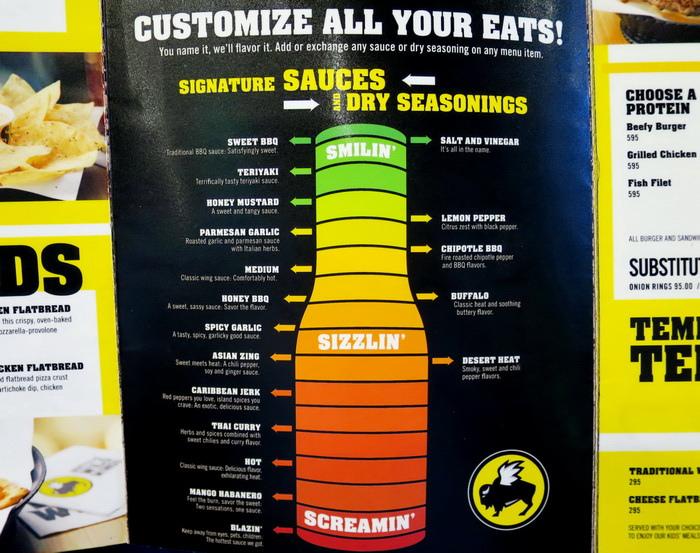 Buffalo-Wild-Wings-Sauces