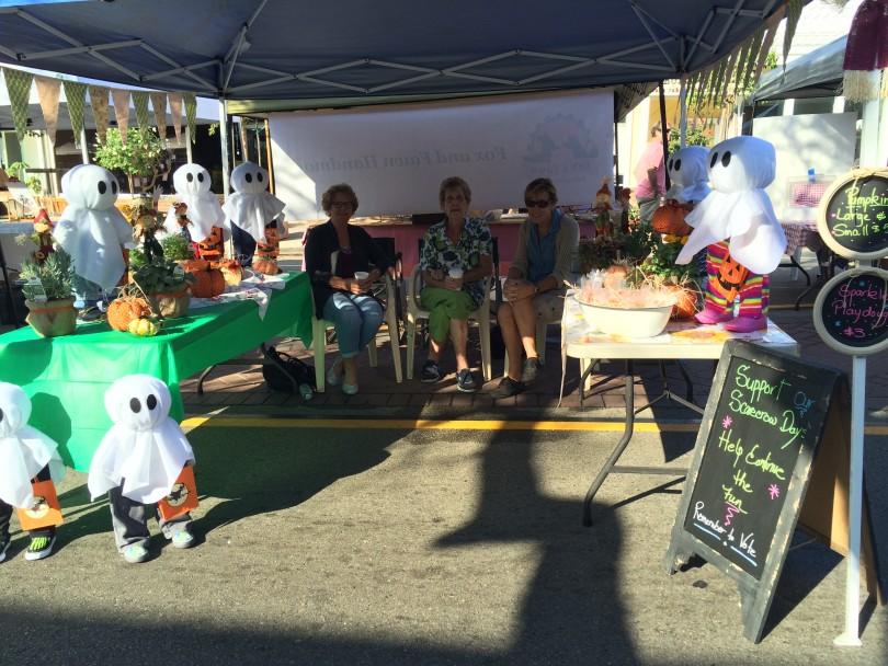 Fallbrook Harvest Faire ghosts